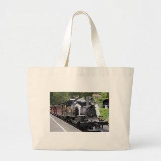 Steam engine, Victoria, Australia Bag