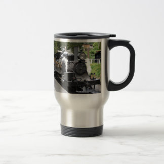Steam engine, Victoria, Australia Travel Mug