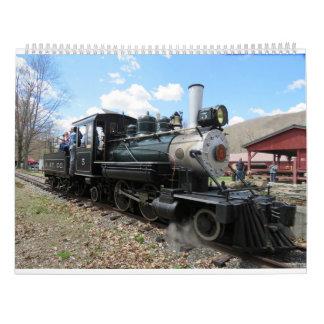Steam Engines Calendar