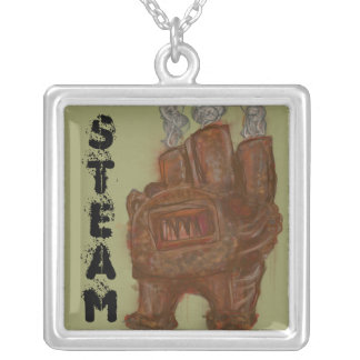 Steam Furnace, necklaces