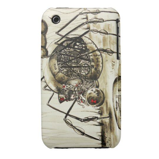 Steam iPhone 3 Cover