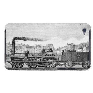 Steam locomotive barely there iPod cover