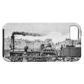 Steam locomotive iPhone 5 covers