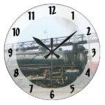 Steam Locomotive Clocks