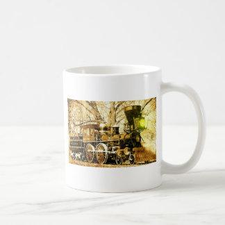 Steam Locomotive General Coffee Mug