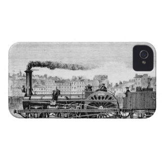 Steam locomotive iPhone 4 case