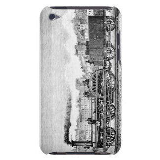 Steam locomotive iPod touch cover