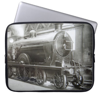Steam Locomotive (Lady of Avenal) Computer Sleeve