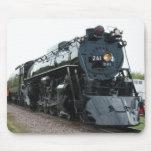 Steam Locomotive Mouse Pads