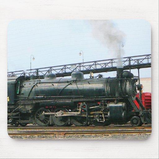 Steam Locomotive Mousepads