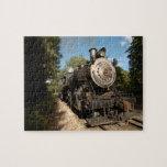 Steam Locomotive Number 40 Puzzle