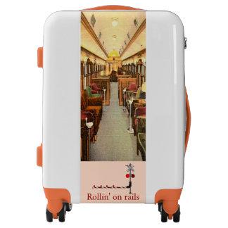 Steam Locomotive Parlor Car Luggage