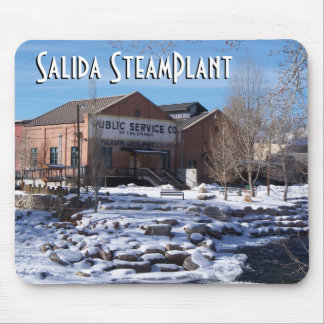 Steam Plant Theater and Event Center Mousepad