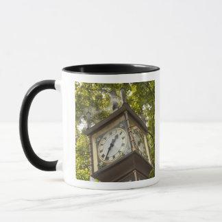 Steam powered clock in the Gastown neighborhood Mug