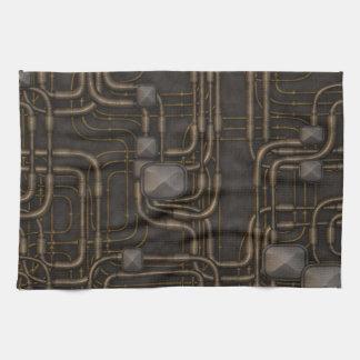 Steam Powered Kitchen Towels