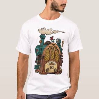 Steam powered Radio SPPS T-Shirt