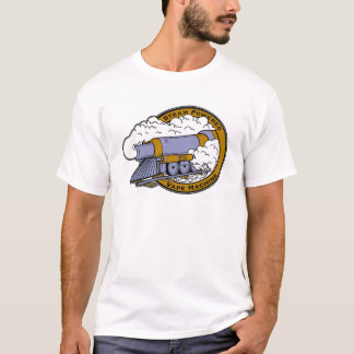 Steam Powered Vape Machine T-Shirt