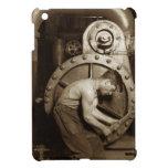 Steam Pump Mechanic iPad Mini Case