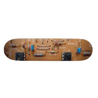 Steam Punk - Circuits 5 Skate Deck
