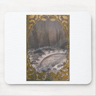 Steam Punk Forest Mouse Pad