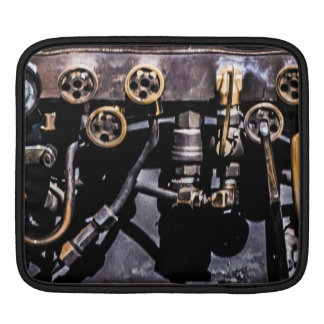 Steam Punk Gears and Gauges Sleeves For iPads
