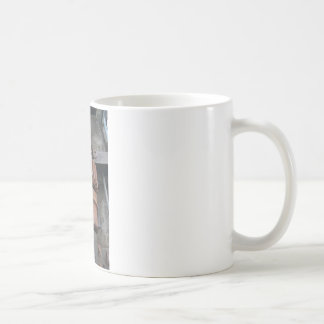 Steam punk gears coffee mug