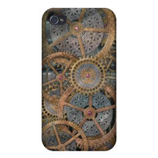 Steam Punk Iphone Case iPhone 4 Cover