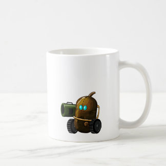 Steam punk mug