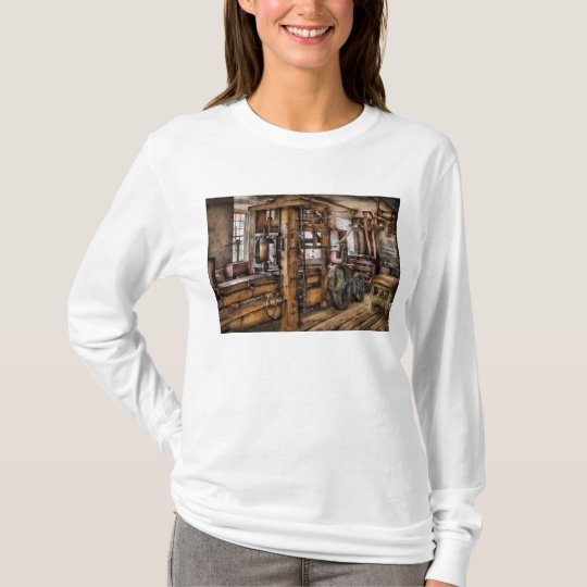 Steam Punk - The Press T-Shirt