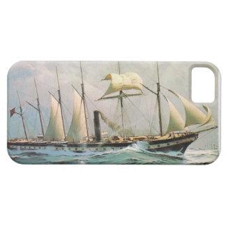 Steam Ship Great Britain iPhone SE/5/5s Case