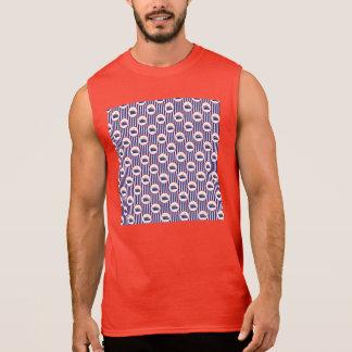 Steam Ship Stripes Sleeveless T-shirt