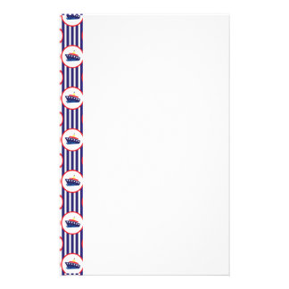 Steam Ship Stripes Stationery