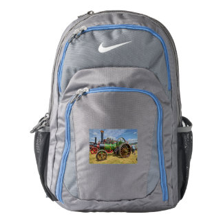 Steam Traction Engine Backpack