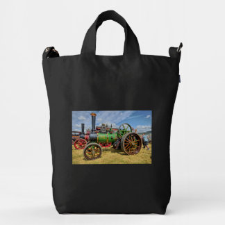 Steam Traction Engine Duck Bag