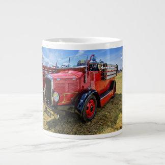 Steam Traction Engine Giant Coffee Mug