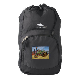 Steam Traction Engine High Sierra Backpack