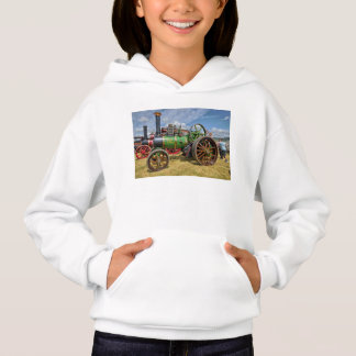 Steam Traction Engine Hoodie