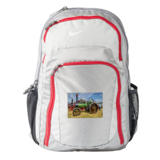 Steam Traction Engine Nike Backpack