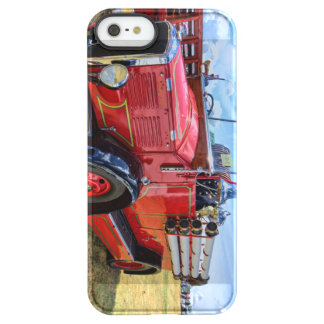 Steam Traction Engine Permafrost iPhone SE/5/5s Case