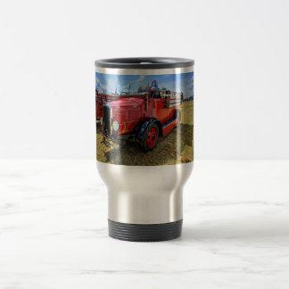 Steam Traction Engine Travel Mug