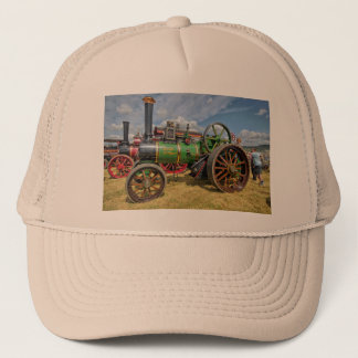 Steam Traction Engine Trucker Hat