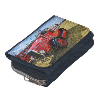 Steam Traction Engine Wallets
