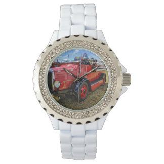 Steam Traction Engine Watch