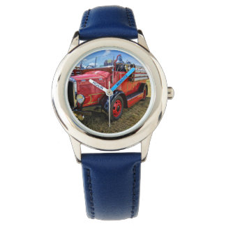 Steam Traction Engine Watches