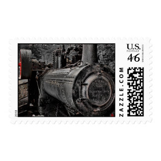 Steam Tractor Stamps