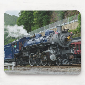 Steam Train 3 Mouse Pad
