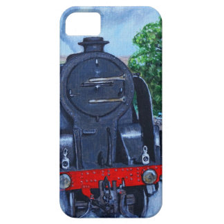 Steam Train at the Station iPhone SE/5/5s Case
