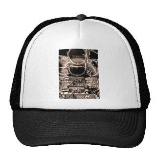 Steam Train Boiler and Buffer (3) Trucker Hat