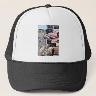 STEAM TRAIN BRISBANE AUSTRALIA TRUCKER HAT