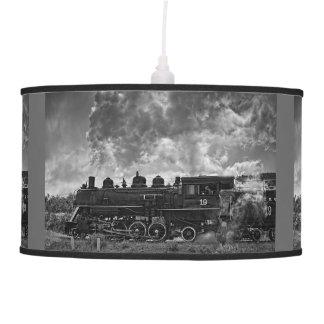 STEAM TRAIN CEILING LAMP